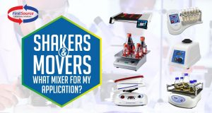 Shakers and Movers – What mixer for my application