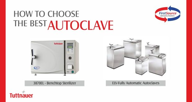 How to Choose the Best Autoclave