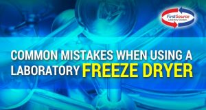 Common mistakes when using a Laboratory Freeze Dryer