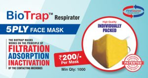 BioTrap N95 Face Mask