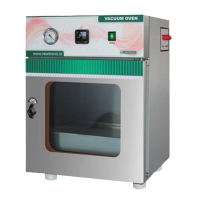 Vacuum Oven (30 Lt) with Int.  & Ext. SS