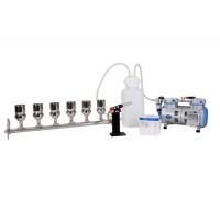 BioVac 630B- 6 Branch Manifold Filtration System