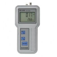 Rocker Portable pH / ORP & Conductivity Meter 0-14 pH