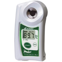 Digital Pocket Refractometer (Brix Range : 0.0-93.0%) - PAL3