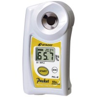Digital Pocket Refractometer (Brix Range : 0.0-85.0%) -PAL ALPHA