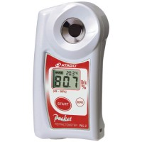 Digital Pocket Refractometer (Brix Range: 450.- 93.0%)-PAL 2