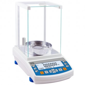 Analytical Balance, Max Capacity 60/220g AS 60/220.R2