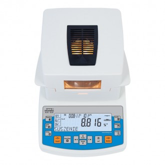 Moisture Analyzers, Max Capacity 110g  MA 110.R