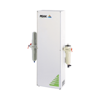 Compressed Air Dryers/Purifiers air at 70°C (70 L/min)