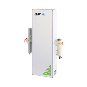 Compressed Air Dryers/Purifiers air at 70°C (140 L/min)