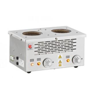 Macro Kjeldahl Apparatus- 6 RECESS 100-300 ML MACRO-DIGESTION