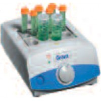 Dry block heater analogue ambient +5 to 100°C holds 2 interchangeable blocks