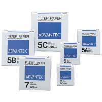 Qualitative Filter Papers Grade No. 101, 11.0 cm