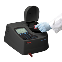AquaMate 8000 UV-Vis Spectrophotometer