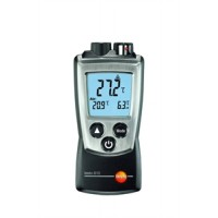 testo 810, Infrared thermometer with ambient air temperature