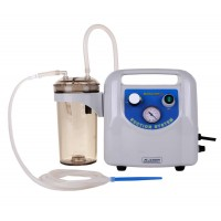 BioVac 225 Portable Suction System