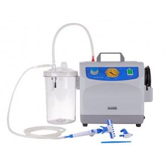 BioVac 240 Plus, Portable Suction System