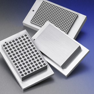 Corning® LSE™ Dual Block Only, 96 Well PCR Microplate, Skirted or Nonskirted
