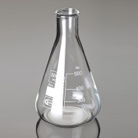 Erlenmeyer Narrow Neck Flasks with DIN ISO 1773, 1000ml