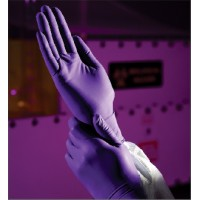KIMTECH Science Purple Nitrile-Xtra Gloves, L 10 X 50 Nos