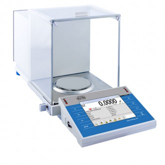 Semi Micro and Analytical Balance, Max Capacity 310g XA310.4Y.A