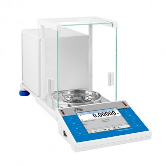 Semi Micro and Analytical Balance, Max Capacity 210g XA 210.4Y