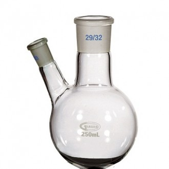 2 Neck Round Bottom Flask, 250ml