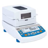 Moisture Analyzers, Max Capacity 210g MA 210.R